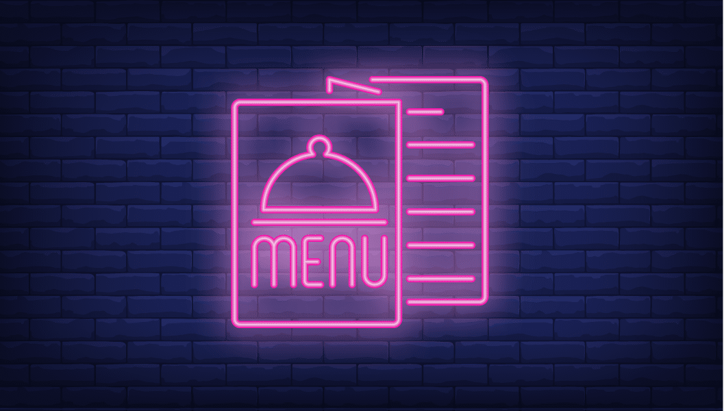 Pide el menú aqui!