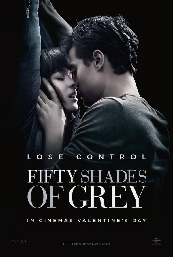 50 sombras de Grey| películas para ver con tu amante