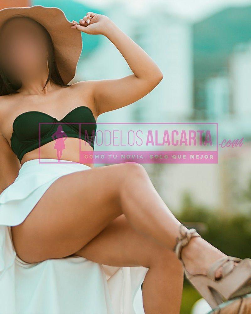 Alice Golden - Modelo exclusiva en Cali