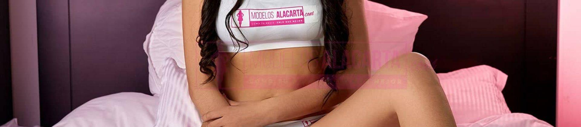 Andrea Pink - Universitaria Bogotana re linda!