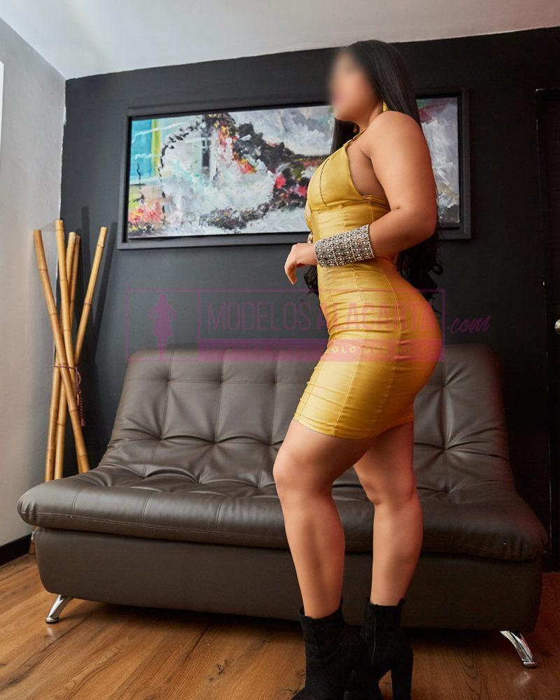 Samantha Blanco - Escort de lujo en Medellín